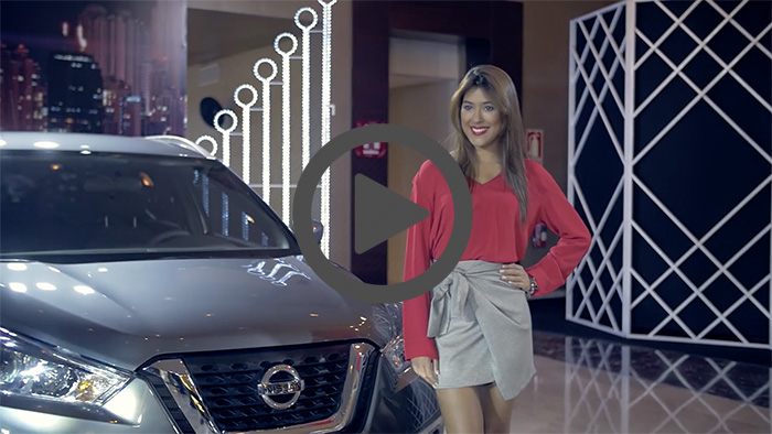 Lanzamiento Nissan Kicks